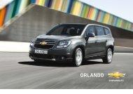 ORLANDO - Chevrolet.lu