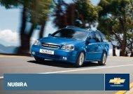 NUBIRA - Chevrolet.lu