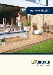 Gartenwelt 2013 - Leyendecker