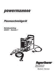 Powermax 1000 - Reiz GmbH