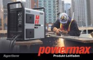 powermax Produkt-Leitfaden