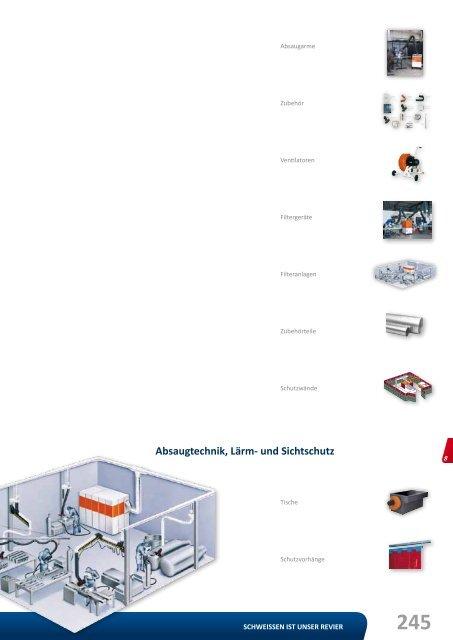 Absaugtechnik, Lärm- und Sichtschutz - Reiz GmbH
