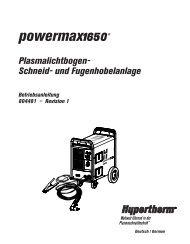 Powermax 1650 - Reiz GmbH