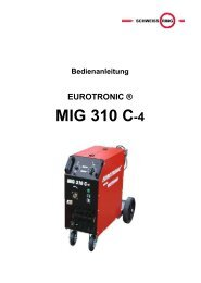 MIG 310 C-4 - Reiz GmbH