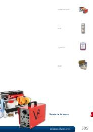 Chemische Produkte - Reiz GmbH