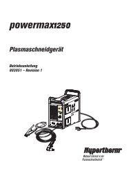 Powermax 1250 - Reiz GmbH