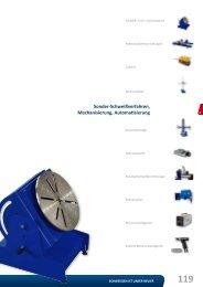 Sonder-Schweißverfahren, Mechanisierung ... - Reiz GmbH