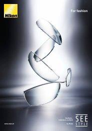 SeeStyle Broschüre - Reize Optik AG