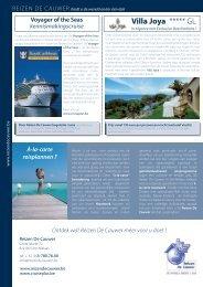 Villa Joya ***** GL - Reizen De Cauwer