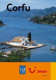 Corfu - Reizen De Cauwer