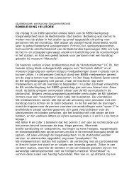 Werkgroep Toegankelijkheid heeft het station Leiden in Nederland ...