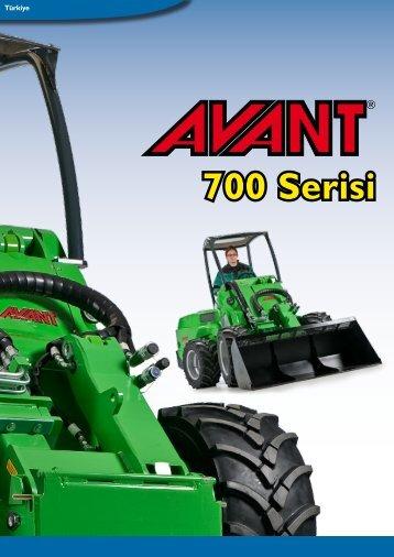 700 Serisi - Rekarma