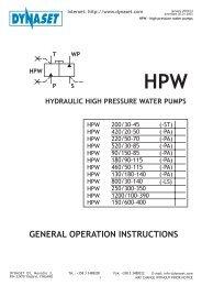 HPW_manual - Rekarma