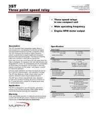 3ST sales bulletin - F W Murphy