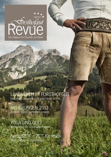 Revue - Relax Guide