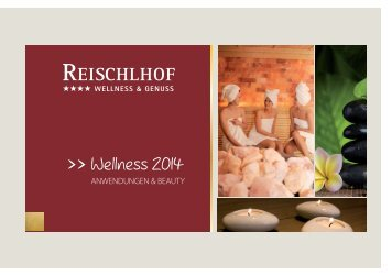Wellnessanwendungen - Relax Guide