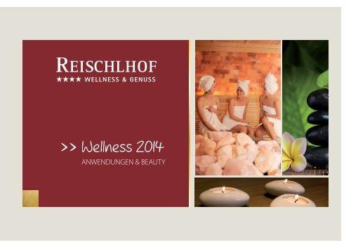Wellnessanwendungen - Relax Guide