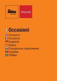 Catalogo Occasioni 2013 - Relco Group