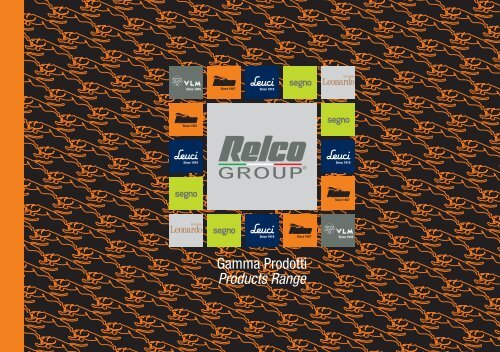 Gamma Prodotti Products Range Relco Group
