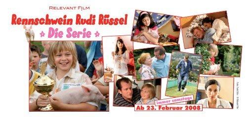 Rennschwein Rudi Russel - Die Serie - - relevant f!