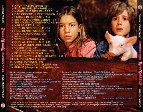 Soundtrack Inlaycards - relevant f!