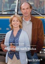 Pilgerfahrt nach Padua - relevant f!
