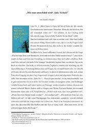 Ein Unterrichtsentwurf von Sandra Pfeiffer - Religion im Kinderbuch