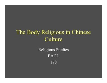 an introduction to religious studies