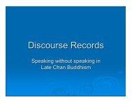 discourse record chan
