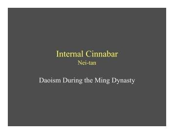 Ming Daoism