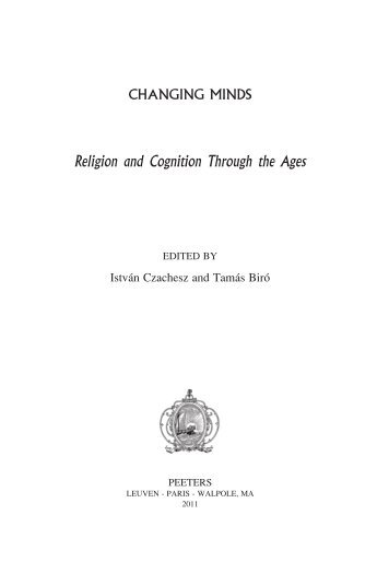 Women, Charity and Mobility in Early Christianity - Religion and ...