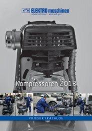 Kompressoren 2013 - REM Maschinen