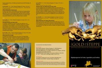 GOLD STEPPE - Reiss-Engelhorn-Museen