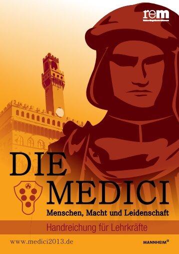 Lehrerhandreichung (pdf) - Die Medici
