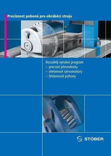 Rozsáhlý výrobní program – precizní převodovky ... - REM-Technik sro
