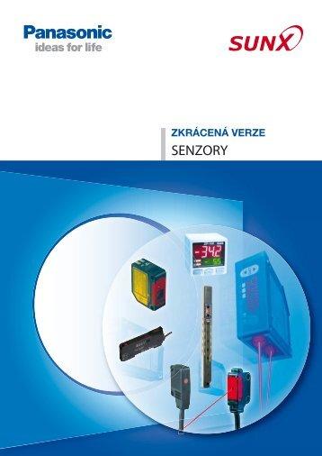 FX-500 Optické vláknové senzory - REM-Technik sro