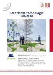 Leták - Bezdrátová technologie EnOcean v pdf - REM-Technik sro