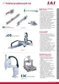 Přehled produktů IAI - REM-Technik sro - Page 3