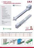Přehled produktů IAI - REM-Technik sro - Page 6