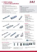 Přehled produktů IAI - REM-Technik sro - Page 7