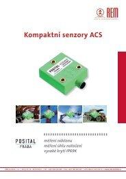 Ceník inklinometrů ACS - REM-Technik sro