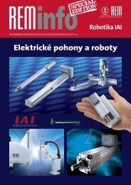 REMinfo Robotika - REM-Technik sro