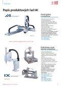 REMinfo Robotika - REM-Technik sro - Page 5