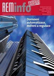 ??? Domovní automatizace, měření a regulace - REM-Technik sro