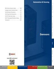 Sensors - Idec