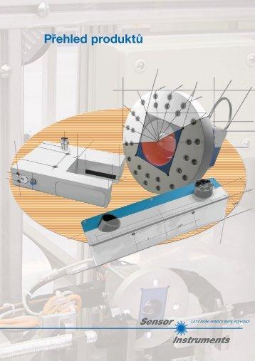Přehled senzorů Sensor Instruments - REM-Technik sro