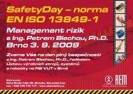 SafetyDay monta?z? 2:Sestava 1 - REM-Technik sro