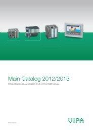 Main Catalog 2012/2013 - REM-Technik sro