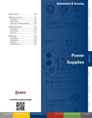 Power Supplies - REM-Technik sro
