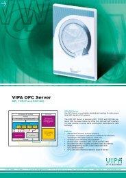 VIPA OPC Server - REM-Technik sro